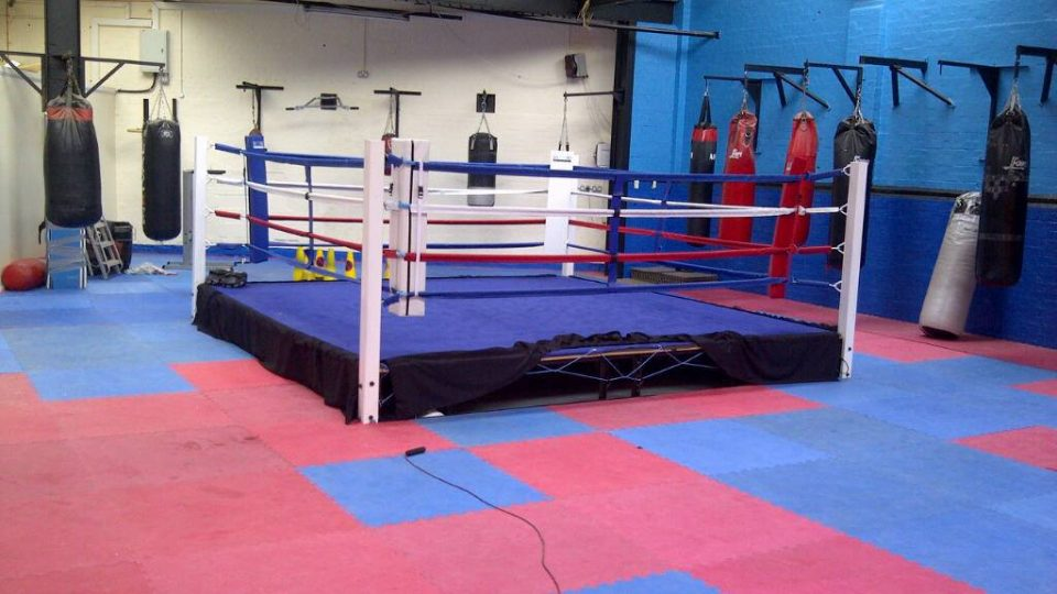 Neighbours Boxing Club